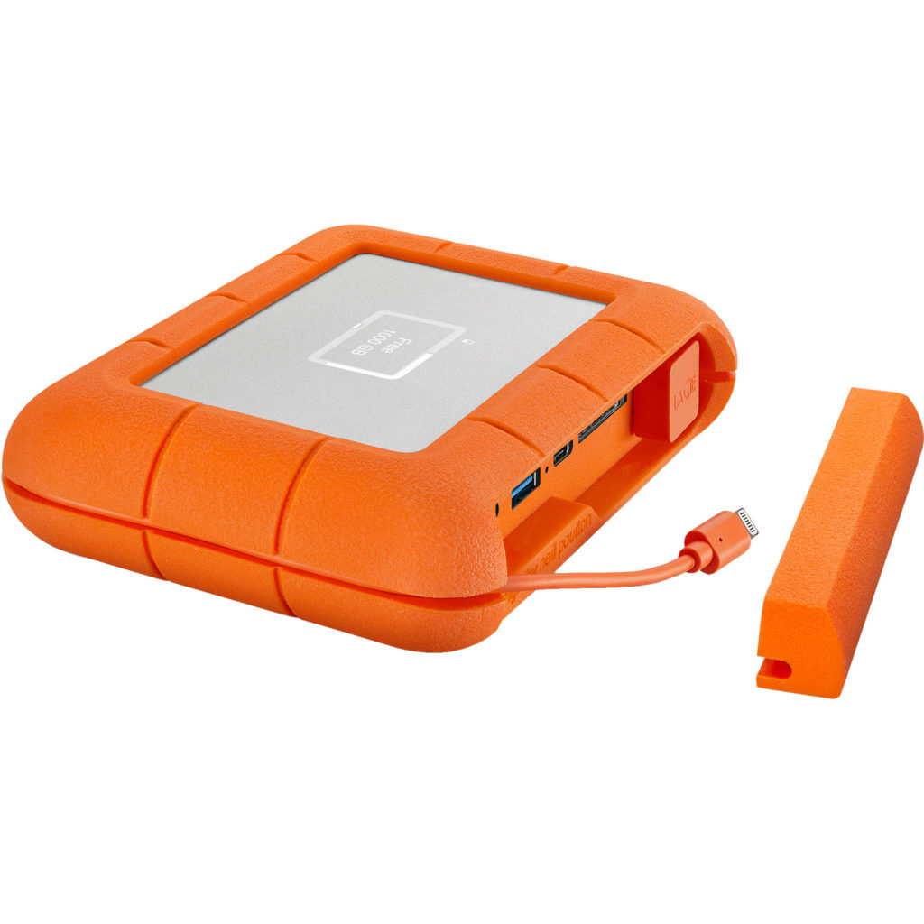 LaCie Rugged Boss